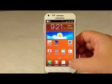 Samsung Galaxy S2 4G Boost Mobile Review