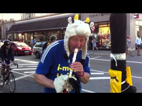 Best flute player in Copenhagen