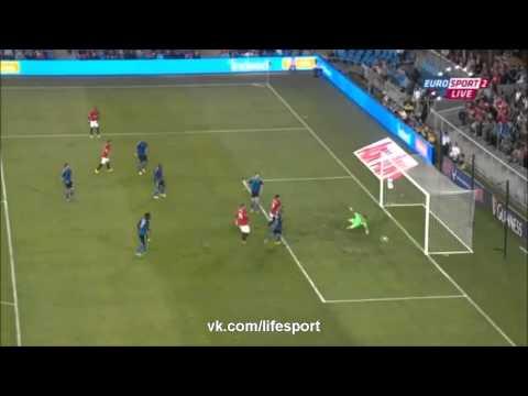 Манчестер Юнайтед 3:1 Сан-Хосе