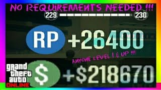 *ANYONE CAN DO THIS* GTA 5 Money Glitch After Patch 1.46 GTA V Money Glitch [NO REQUIREMENTS NEEDED]