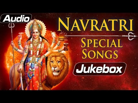 Navratri Special Bhaktisongs - Jukebox 1 - Non Stop Hindi Festival...