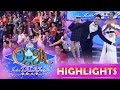 It's Showtime Miss Q and A: Madlang People dance with Kuya Escort Ion