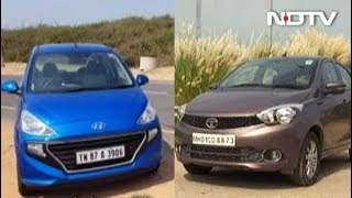 रफ्तार : Hyundai सेंट्रो या टाटा टियागो में से कौन गाड़ी है पैसा वसूल?