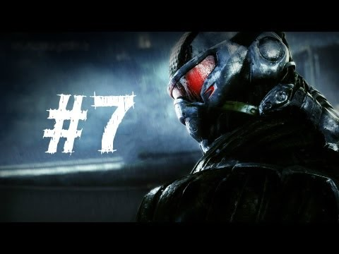 Crysis 3 Gameplay Walkthrough Part 7 - System X - Mission 3