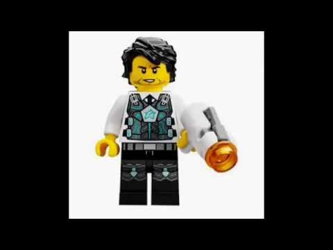 Lego Ultra Agents Jack Fury Official Lego Ultra Agents