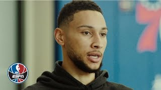 The 76ers have to sacrifice and share the ball if we want to win – Ben Simmons | NBA Countdown