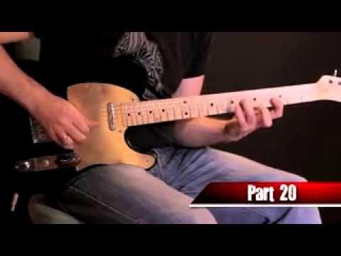 Guitartabmaker: ELECTRIC GUITAR SOLO TABS