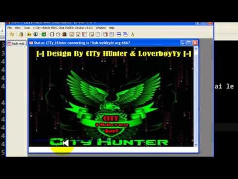 ==[[ MIRC Chat RoOt3r v3rsIon 3.0 Full Tutorial By City HUnter ]]==