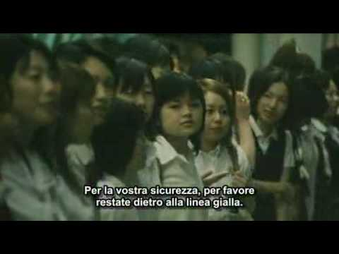 The First Mass Suicide (scene From Suicide Club By Sion Sono)