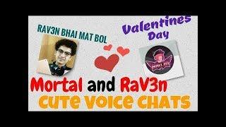MortaL & RaV3n Couples Voice Chat   Part 1   BIG ANNOUCEMENT   Livestream Highlights