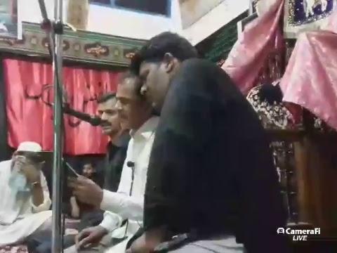 Azadari Channel's broadcast Gopalpur | 3rd Moharram