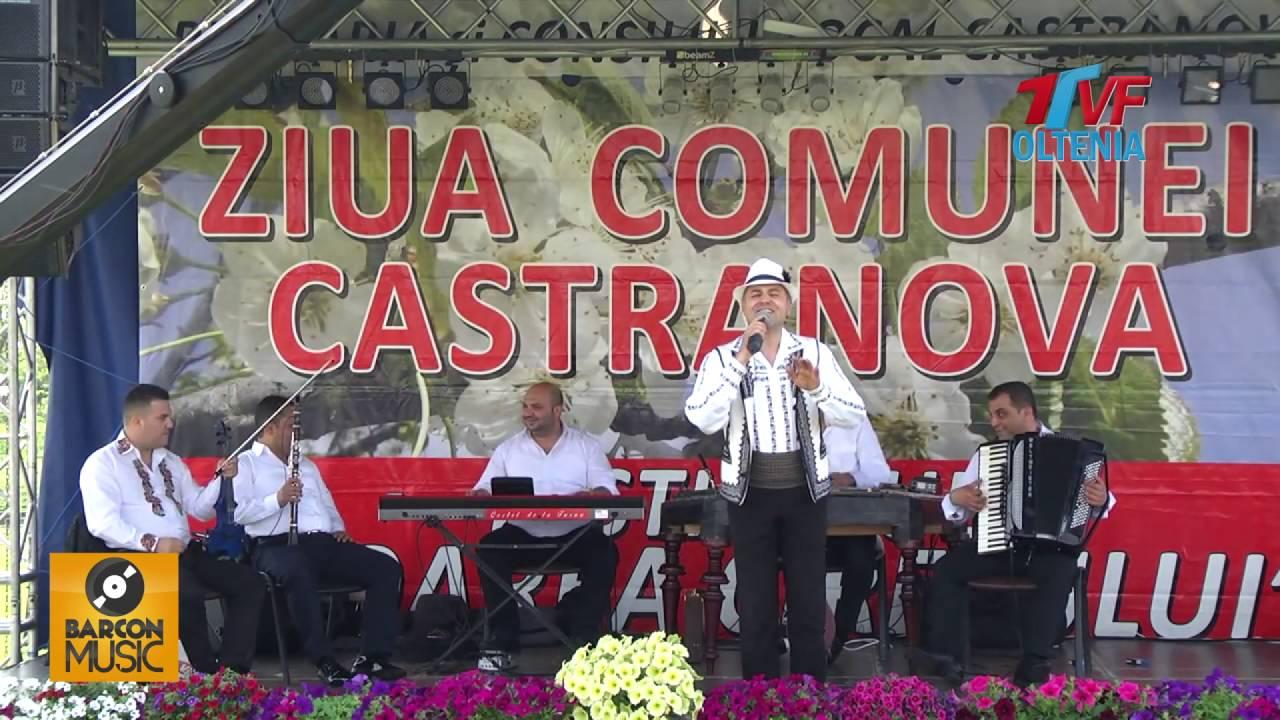 Horatiu Constantinescu - Colaj LIVE de muzica populara la ziua com  Castranova 2016