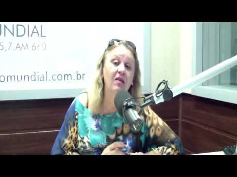 Brasil Cigano,Cigana Shirley de Azevedo,Radio Mundial,02-09-2015
