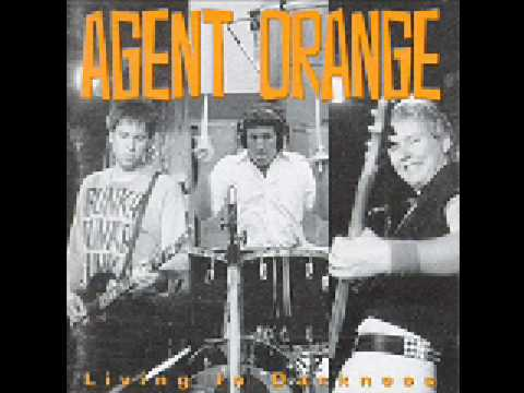 Agent Orange - No Such Thing