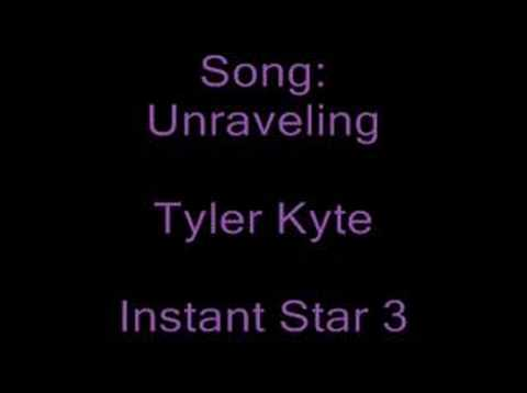 Tyler Kyte - Unraveling