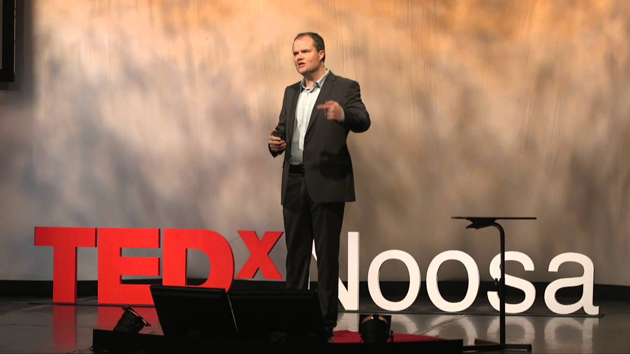 Rebuilding Civil Society | Ted O'Brien | TEDxNoosa