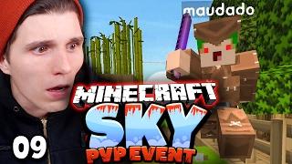 MAUDADO MUSS STERBEN! SKY PVP EVENT ✪ Minecraft Sky #09 | Paluten