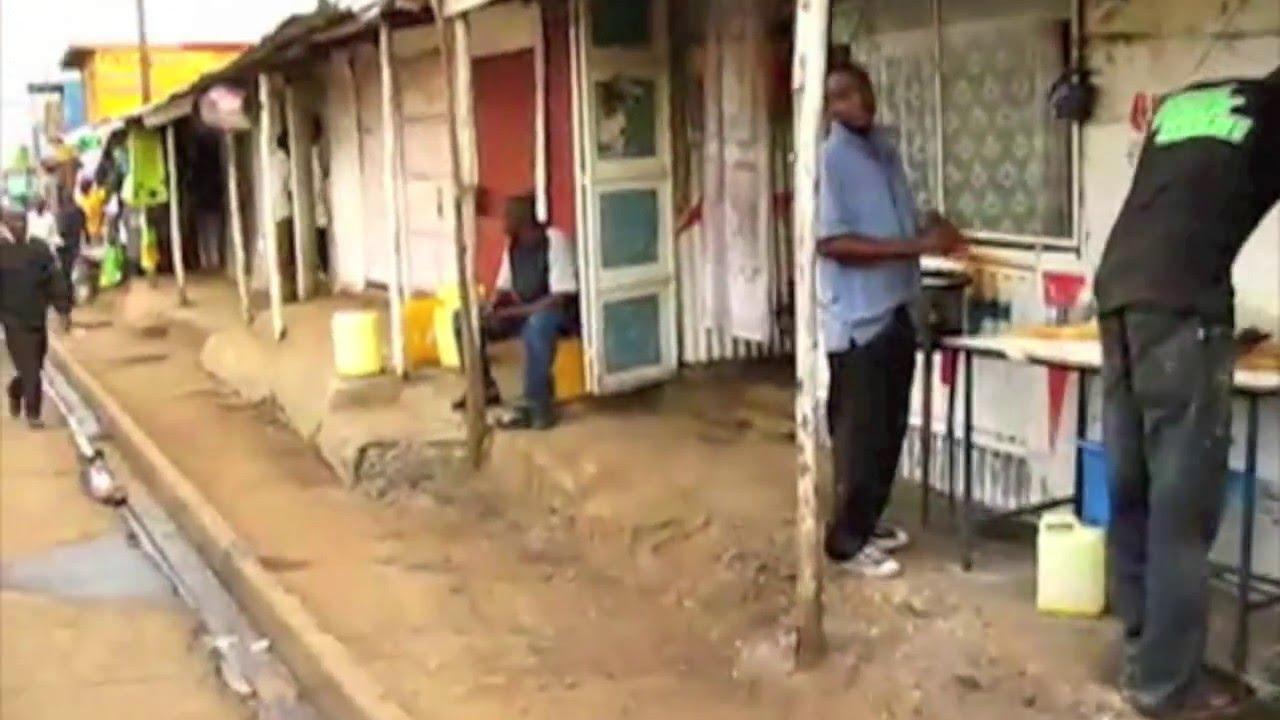 urbanisation case study a level