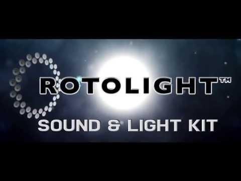 Rotolight Sound and Light Kit