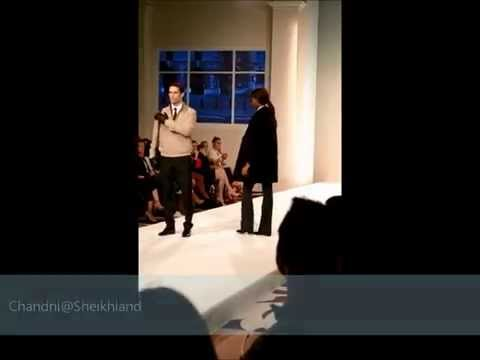 Marks and Spencer Arabia - Autum/Winter Collection 2014 - Fashion Show in Dubai