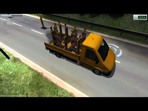 Let's Play Road Construction Simulator -- Part. 1