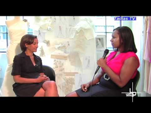 Interview With Bridal Gown Guru Amsale Aberra