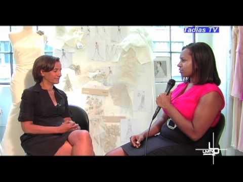 Interview With Bridal Gown Guru Amsale Aberra