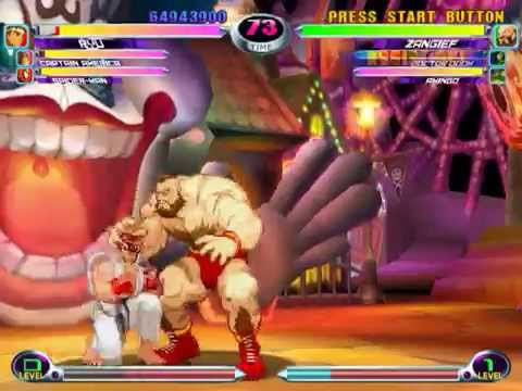 Marvel Vs Capcom 2: New Age of Heroes [PS2]