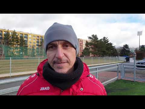 Ondřej Prášil: Byl to typický první zápas přípravy