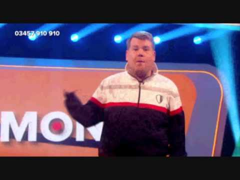 BBC Comic Relief 2013 Smithy's Speech (All Rights Reserved)