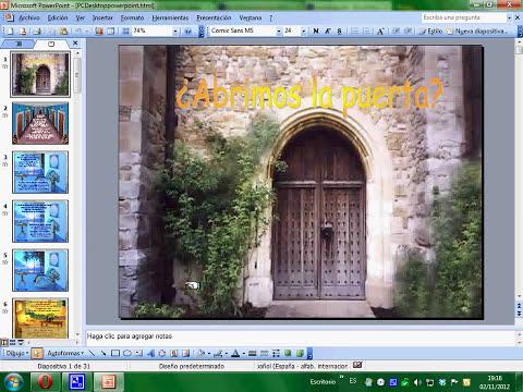Extraer Audio PowerPoint