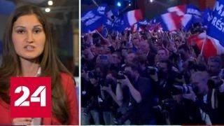 Штаб Ле Пен ликует: Марин побила рекорд своего отца