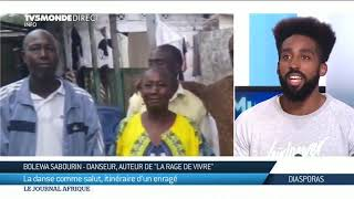 "Bolewa Sabourin - ""La rage de vivre"""
