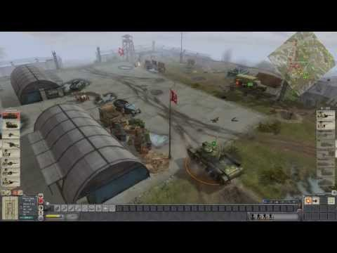 Men of War - Soviet campaign walkthrough - Mission 7 - Behind Enemy Lines 15/15