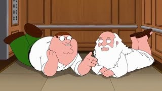 Peter And God Become Besties - Family Guy