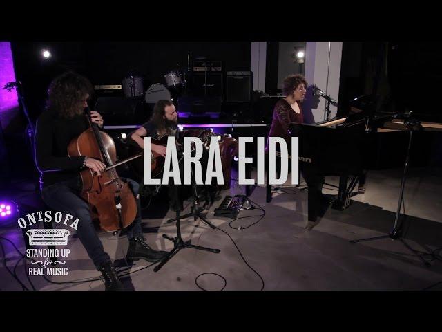 Lara Eidi - Tiny People - Ont Sofa Gibson Sessions