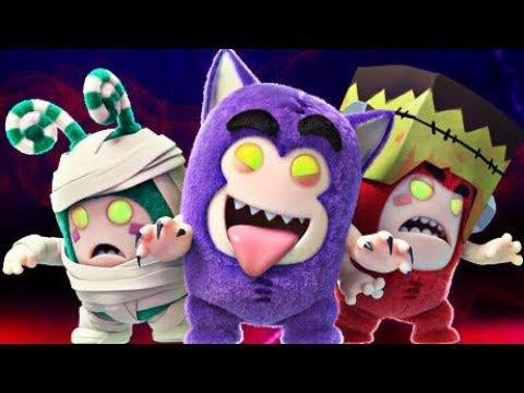 Oddbods | PARTY MONSTERS - Full Episode | Halloween Cartoons For Kids