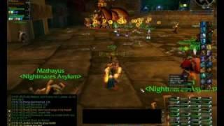 Nightmares Asylum vs Razorgore (original)