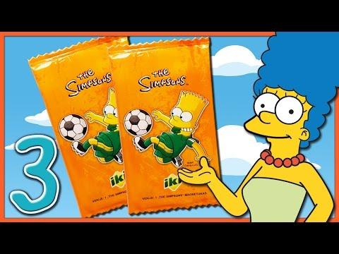 SIMPSONŲ magnetukai iš IKI (#3 serija) (Simpsonai lietuviškai) | Vaiku Kanalas