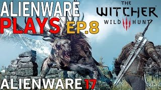 Alienware 17 - Witcher 3: The Wild Hunt Gameplay Performance