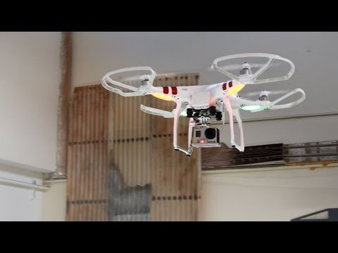 My DJI Phantom / Apartment Tour Update