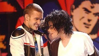 Michael Jackson and Justin Timberlake: The King and The Prince of Pop