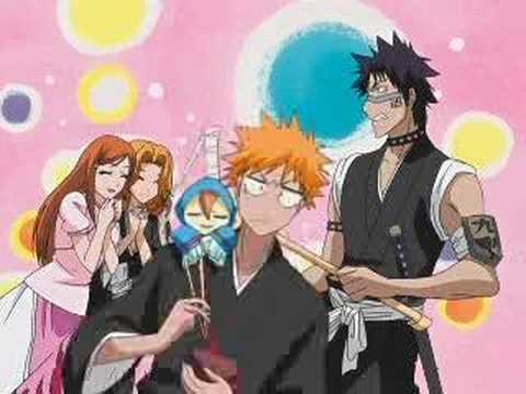 Shinigami Picture Book- Funny Bleach Endings 99-112