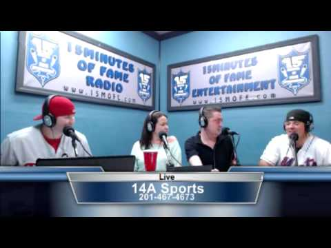 14A Sports (Coles News Network Segment) on 15 Minutes of Fame Radio 4/10/13
