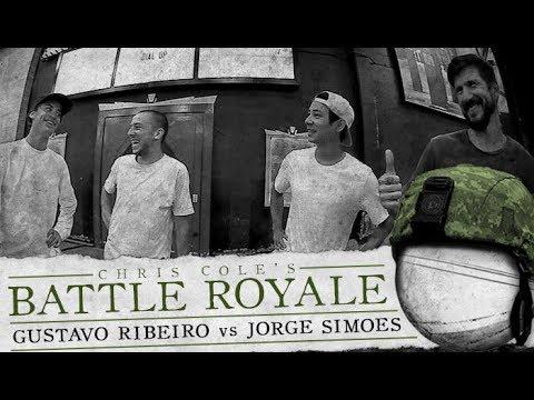 Gustavo Ribeiro & Jorge Simoes - Battle Royale