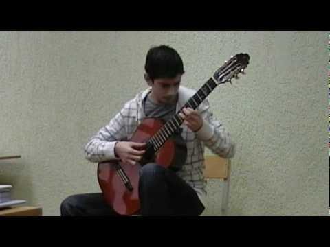 Bartolome Calatayud - Sonatina No 1