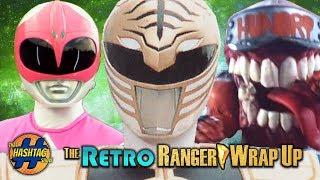 The White Ranger Goes on a Fast Food Binge - Retro Ranger Wrap Up