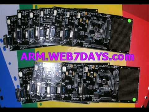 ARM 7 Board Philips 2106 version II On Sale