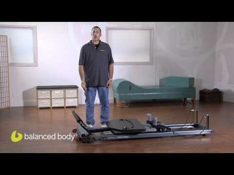How to Install Foot Plates and Standing Platforms on Balanced Body® Reformers