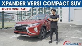 Mitsubishi Eclipse Cross 2019 | SUV Kompak Pesaing Toyota CH-R dan Honda HR-V | Cintamobil TV